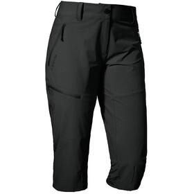 Schöffel Caracas2 Spodnie 3/4 Kobiety, asphalt